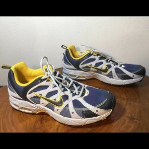 Nike Men's Max Air Trail Running Sneakers Size 12